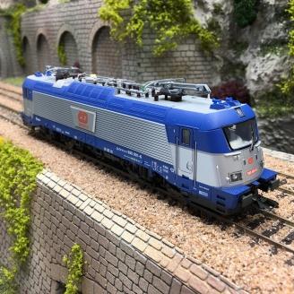 Locomotive BR 380 001-8 CD Ep VI digital son 3R-HO 1/87-MARKLIN 36209