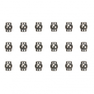 Set de rotules 6mm basse friction pour chassis CC02 - 1/10 - TAMIYA 54945