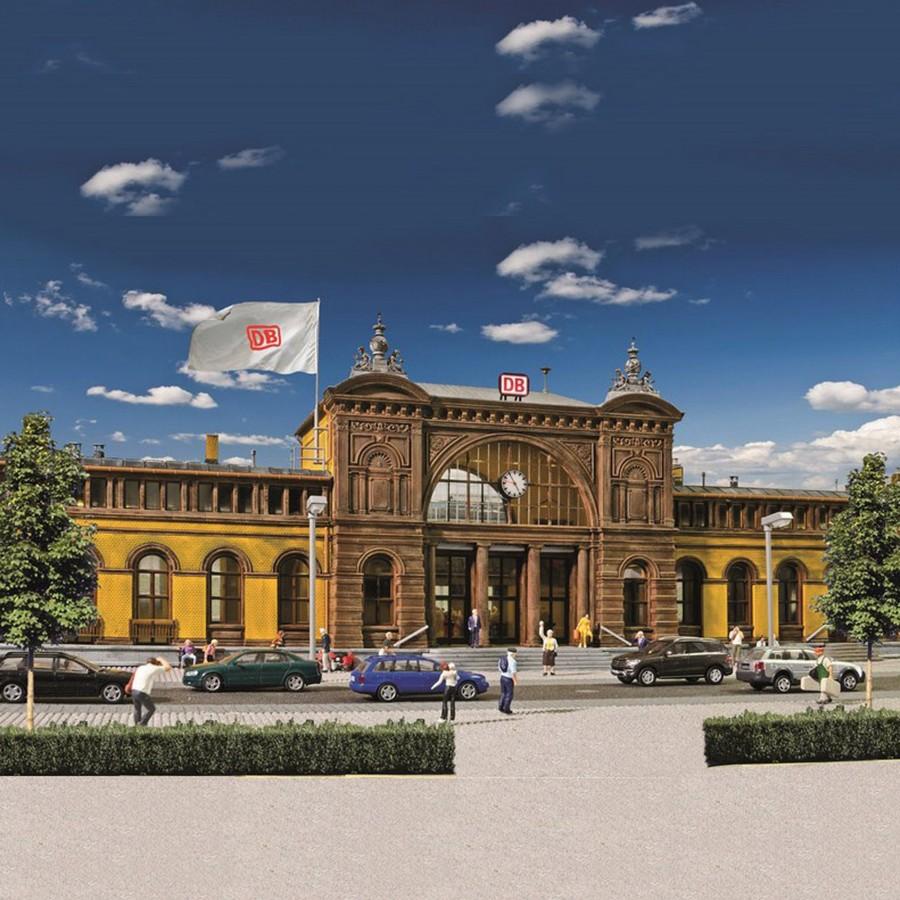 Gare de ville-HO-1/87-KIBRI 39373