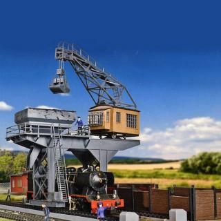 Installation de ravitaillement charbon et sable-HO-1/87-KIBRI 39420