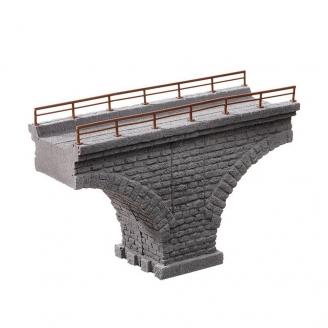 Pont / viaduc de Ravenne-HO-1/87-NOCH 58677