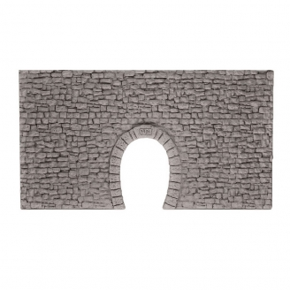 Porte de tunnel-HOm HOe-1/87-NOCH 58026