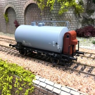 Wagon citerne Zw de la DR, Ep III-HO 1/87-BRAWA 50006