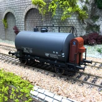 Wagon citerne Z (P) VTG de la DB, , Ep III-HO 1/87-BRAWA 50009