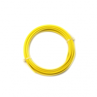 Câble Jaune 0.5 mm / 5m - ADT H05VJ