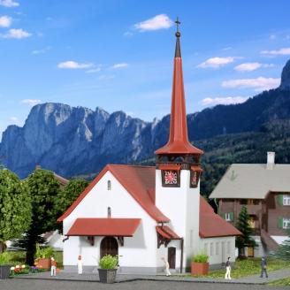 Eglise de village-Z 1/220-KIBRI 36815