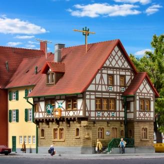 Hotel à colombages-Z 1/220-KIBRI 36405