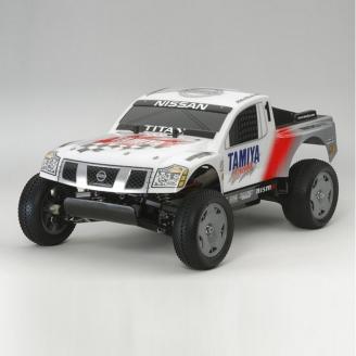 Nissan Titan DT02 Kit 2WD - 1/12 - TAMIYA 58511