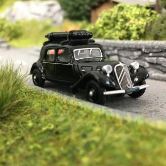 "Citroën Traction 11A 1935 ""GAZ""-HO 1/87-SAI 6180"