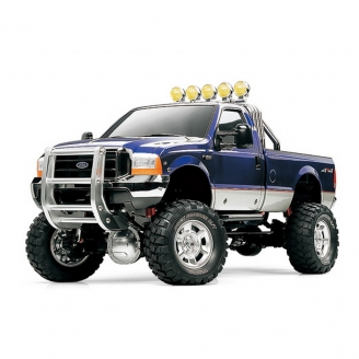 Ford F-350 High-Lift 4WD Kit - 1/10 - TAMIYA 58372