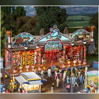 Caesar's Palace - Loterie Foraine-HO-1/87-FALLER 140119