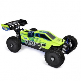 Buggy Pirate Teaser 4WD Thermique, RTR - 1/10 - T2M T4950