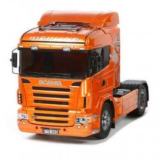 Scania R470 orange Kit - 1/14 - TAMIYA 56338