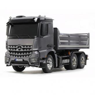 Camion Benne Mercedes Arocs 3348 6X4 Kit - 1/14 - TAMIYA 56357