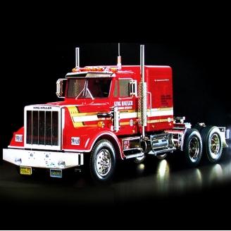 Camion Américain King Hauler Kit - 1/14 - TAMIYA 56301
