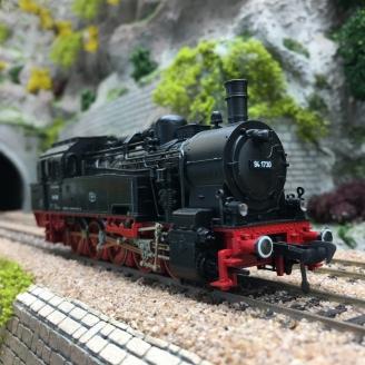 Locomotive BR 94 1730 DB-HO 1/87-FLEISCHMANN 4094 DEP242-015