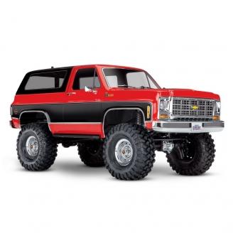 Chevrolet Blazer K5 TRX-4 RTR 4WD Rouge-1/10-TRAXXAS TRX82076-4