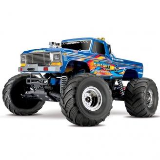 BigFoot Original 2WD RTR-1/10-TRAXXAS TRX36034-1