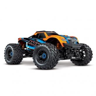 Truggy Maxx 4WD Brushless 4S-1/10-TRAXXAS TRX89076-4