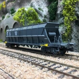 Wagon trémie houiller EF 60 S.A.E SNCF Ep IV-HO 1/87-JOUEF HJ6183