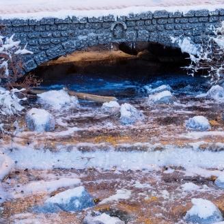 Cristaux de glace pour Paysages d'hiver - NOCH 08754
