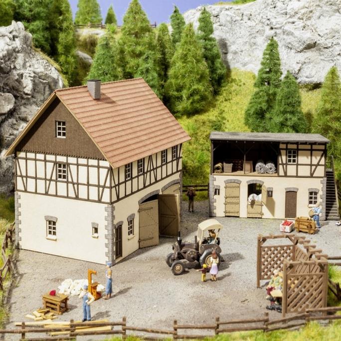 Domaine Agricole-HO 1/87-NOCH 66713