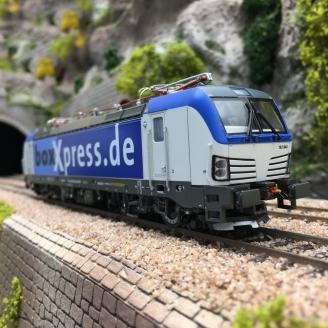 Locomotive 91 80 Vectron boxXpress de Ep VI-HO 1/87-LSMODELS 16071