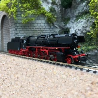 Locomotive BR 041 256-6 DB Ep IV - N 1/160 -FLEISCHMANN 714401