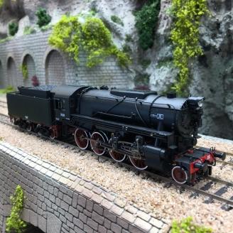 Locomotive classe 736.210 FS Ep III -HO 1/87-ROCO 73044