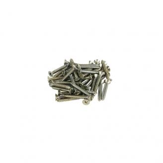 50 vis pour bornier 2.2 mm x 16 mm - VIESSMANN 4178