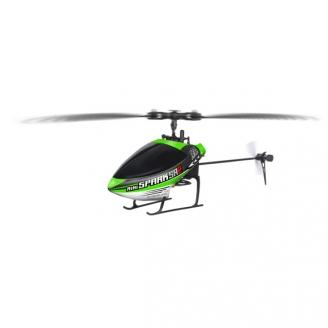 Hélicoptère Mini Spark SR2 (mode1) RTF - T2M T5119