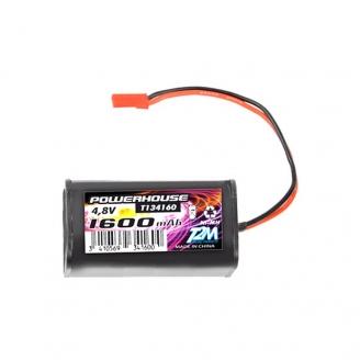 Accu RX 4.8 V / 1600 mAh - T2M T134160