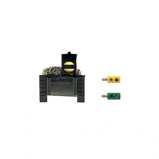 Butoir éclairé LED - Z 1/220 - MARKLIN 8931