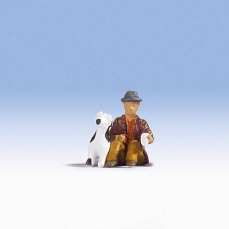"""Sans-abri / SDF """"Bernd"""" - HO 1/87 - NOCH 1529004"""