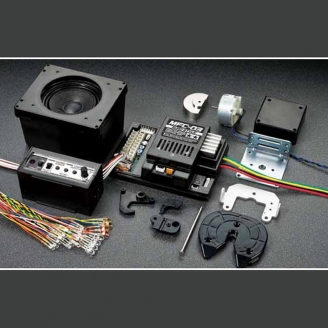 Module Multi-Effets pour Camion MFC-03 Euro Style - 1/14 - TAMIYA 56523