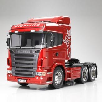 Scania R620 6X4 HighLine Kit - 1/14 - TAMIYA 56323