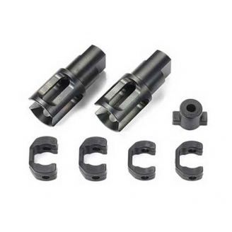 Noix spool acier TRF420 - 1/10 - TAMIYA 54934