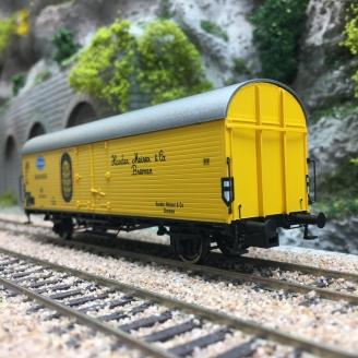 "Wagon Frigo TNFHS 38 ""HAMEICO"" DB Ep III-HO 1/87-BRAWA 47610"