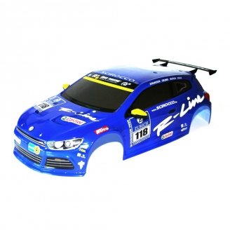Carrosserie Scirocco Racing - 1/10 - CARSON 500800051