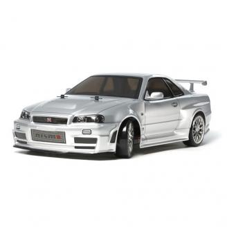 Skyline GT-R (R34) Z-Tune TT02D 4WD Kit - 1/10 - TAMIYA 58605