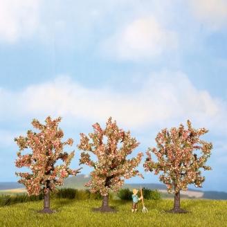 3 arbres fruitiers 8 cm de haut-HO-NOCH 25112