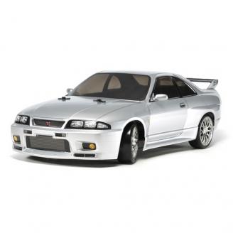 Skyline GT-R (R33) TT02D 4WD Kit - 1/10 - TAMIYA 58604
