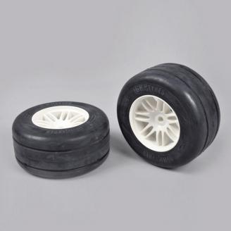 2 Pneus AV P5 Medium Formule 1 / F1 - 1/5 - FG 10583/05