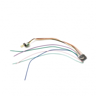 Décodeur digital 6 broches NEM651 Lokpilot Micro V5-ESU-59826