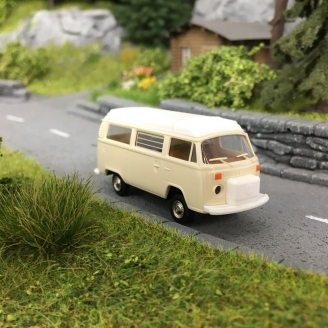 VW T2 Combi Bay Window Westfalia-HO 1/87-BREKINA 33143