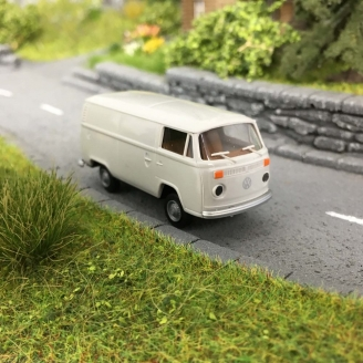 VW T2 Combi Bay Window tôlé-HO 1/87-BREKINA 33545