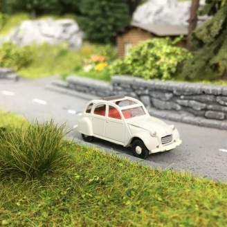 Citroën 2CV-HO 1/87-WIKING 80914