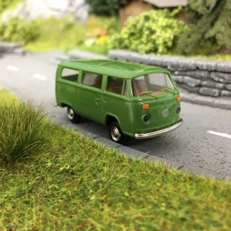 VW T2 Combi Bay Window - HO 1/87 - BREKINA 33145