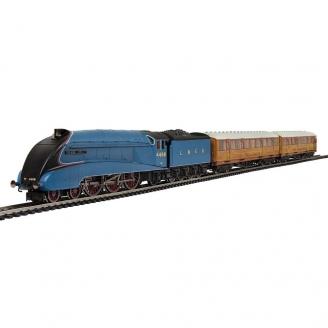 Coffret de train LNER 'Sir Nigel Gresley' édition limitée Centenaire-H0-HORNBY R1252P