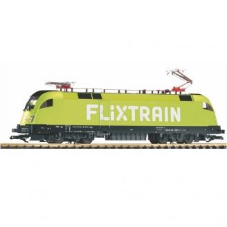 Locomotive Taurus Flixtrain Ep VI-G 1/22.5-PIKO 37429